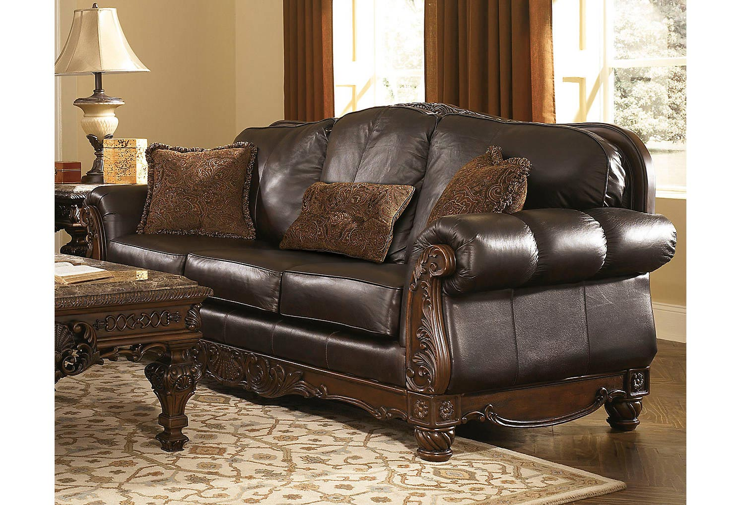 ashley furniture north shore living room set shore 2 living room set gonzalez furniture 27623