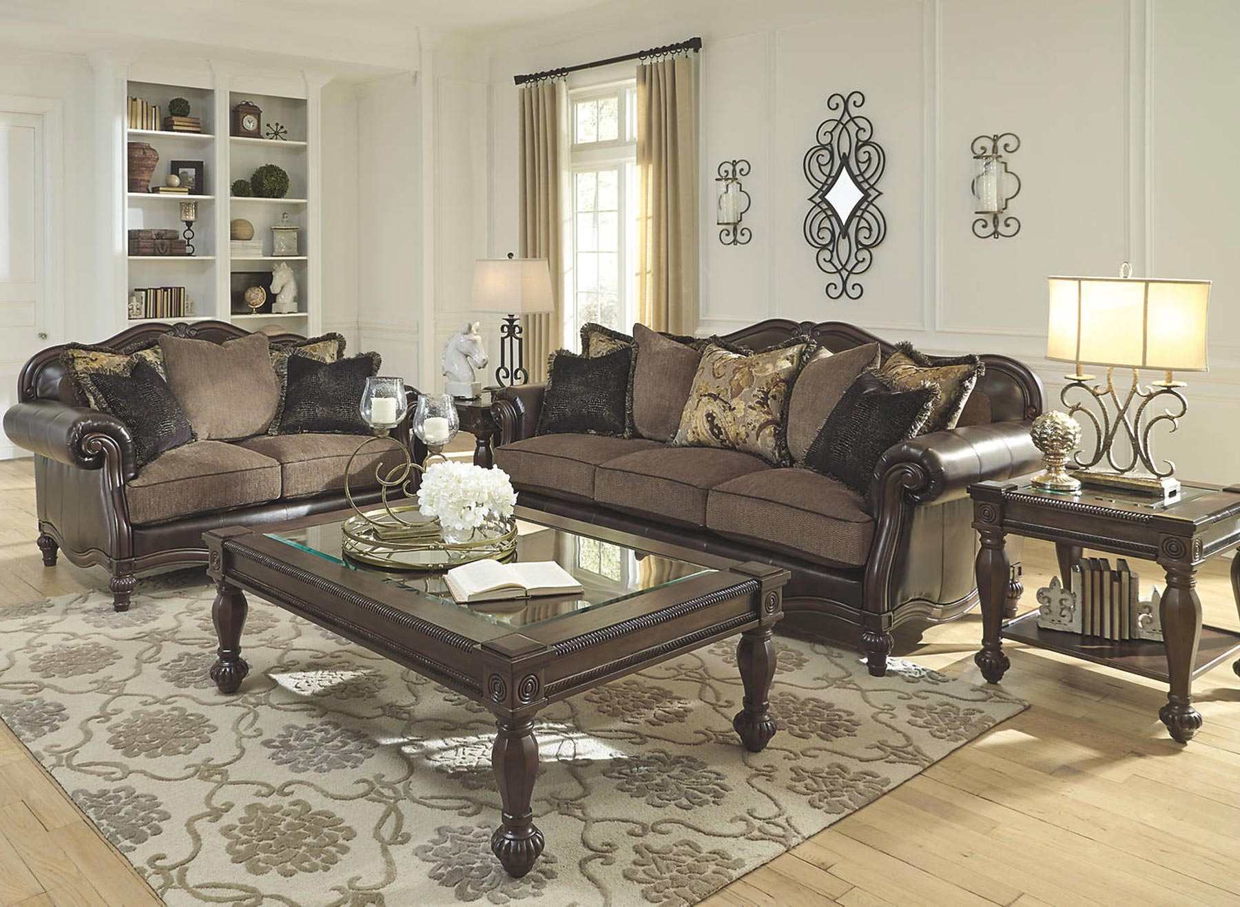 Winnsboro 3 Piece Living Room Set Gonzalez Furniture