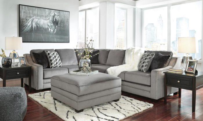 Bicknell 2 Piece Living Room Set