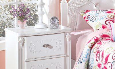 Exquisite 6 Piece Bedroom Set | Gonzalez Furniture