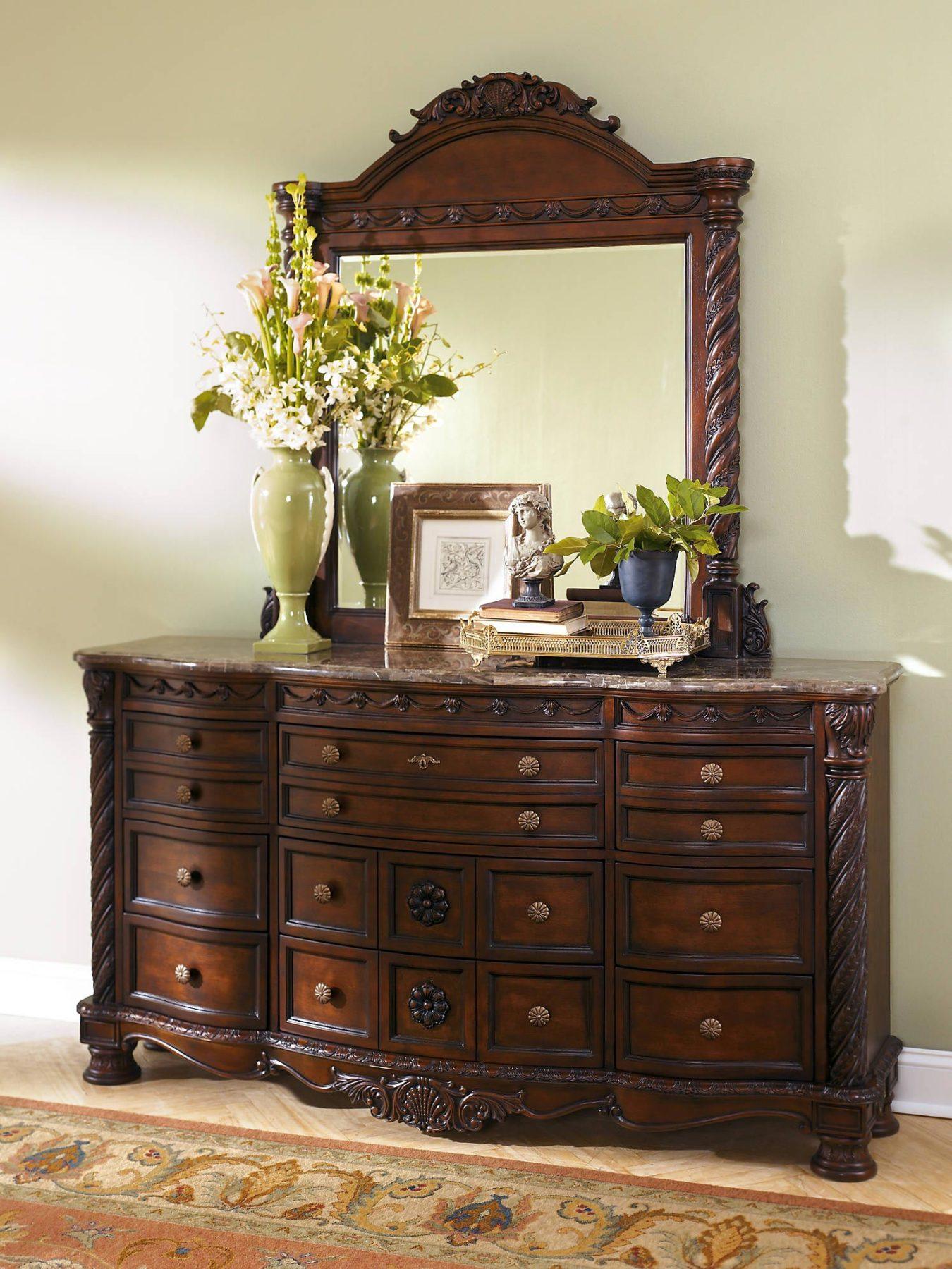 North Shore 6 Piece Bedroom Set Gonzalez Furniture