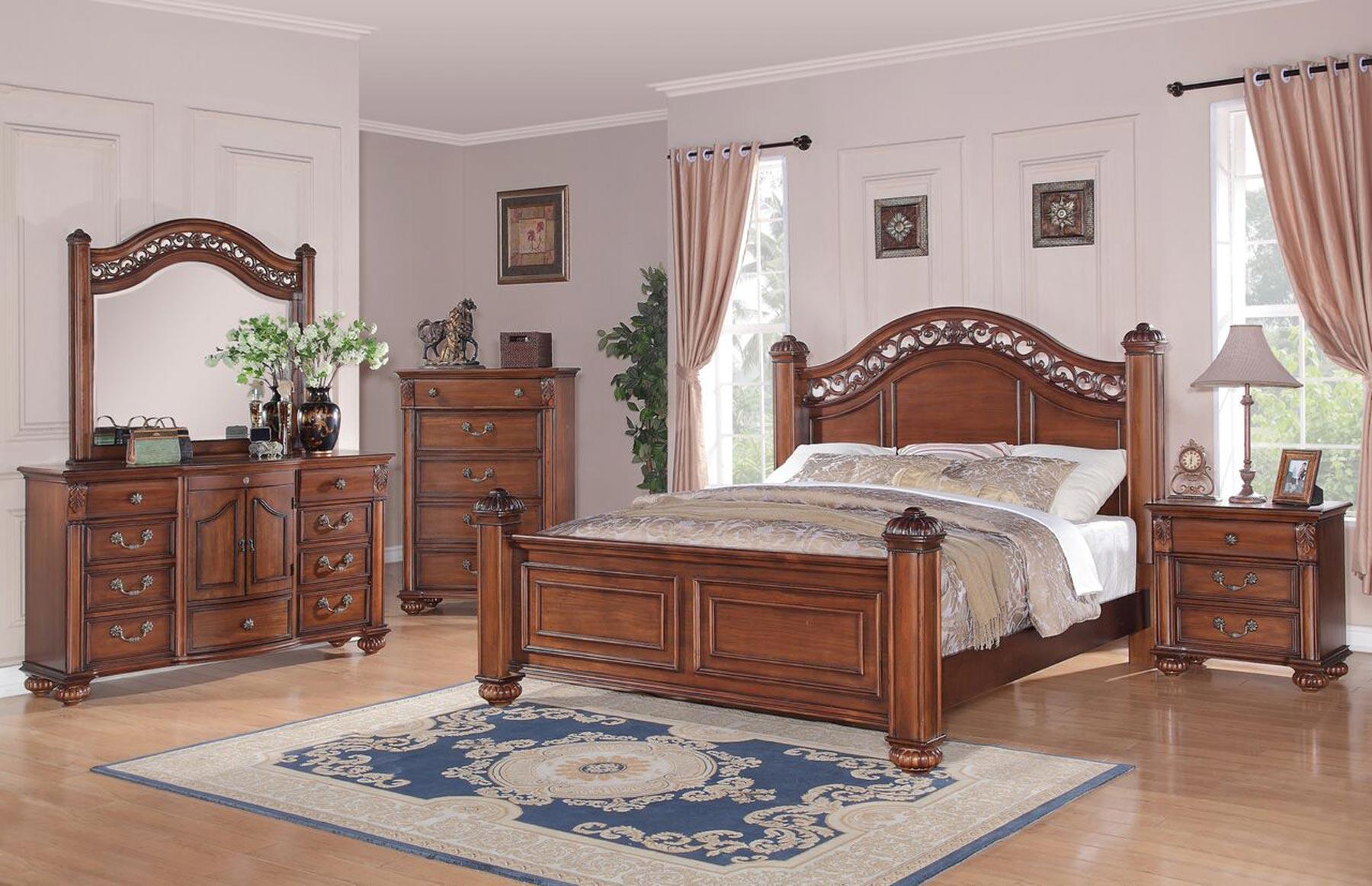 Barkley 6 Piece Bedroom Set