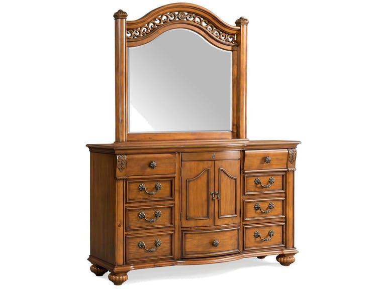 Barkley 6 Piece Bedroom Set Gonzalez Furniture