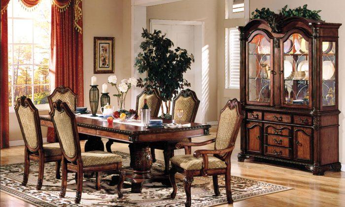 Chateau De Ville 7 Piece Dining Room Set