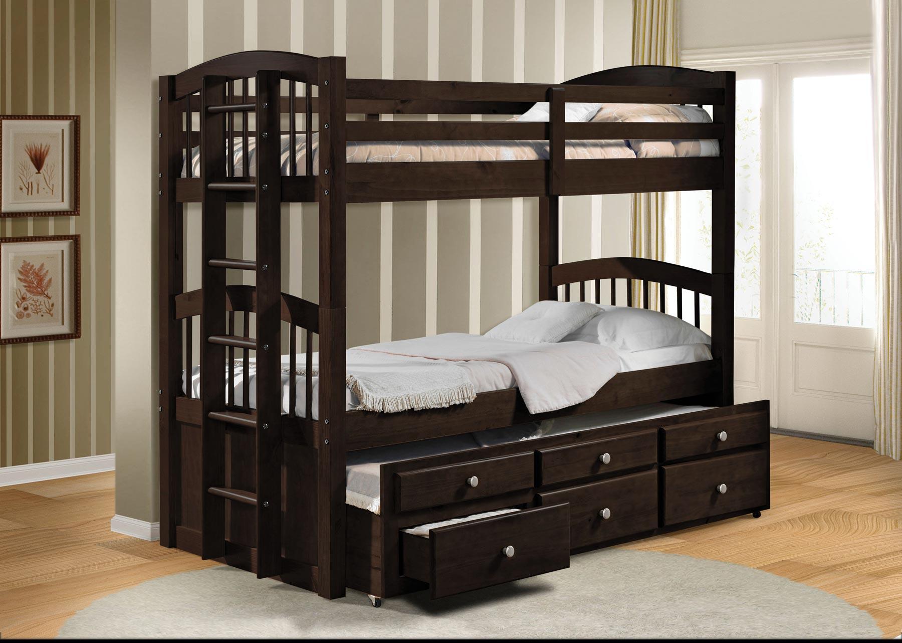 Micah Bunk Bed Gonzalez Furniture