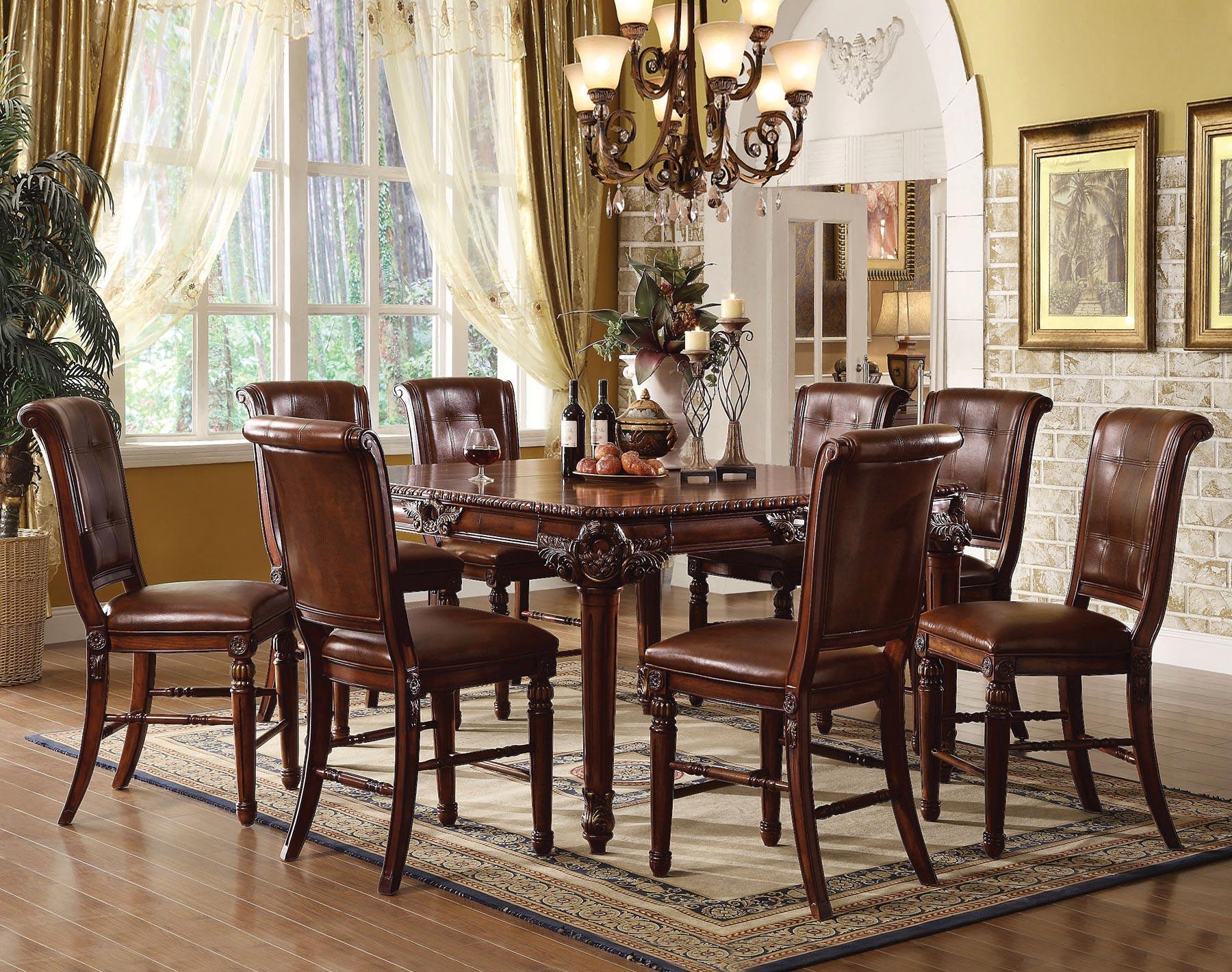 harden dining room furniture | Winfred 7 Piece Dining Room Set | Gonzalez Furniture