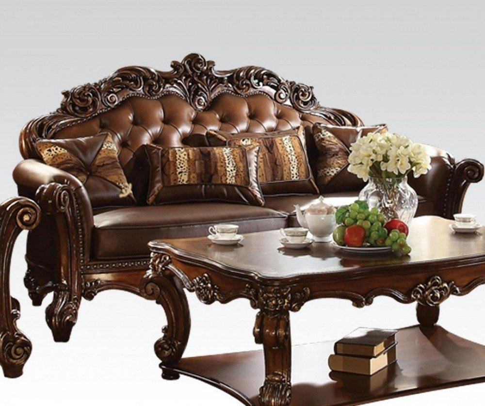 Vendome 3 Piece Living Room Set Gonzalez Furniture