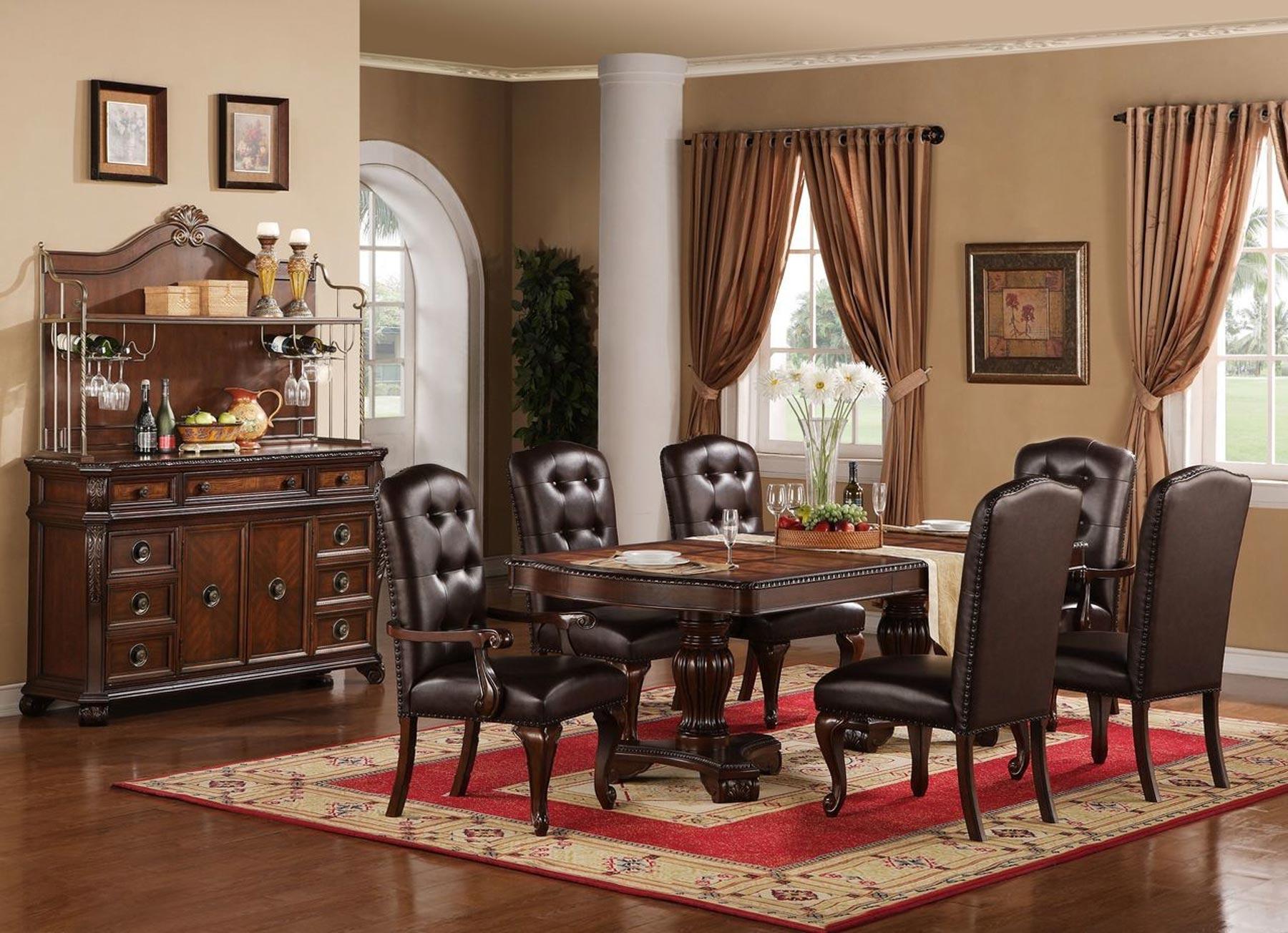 Hemingway 7 Piece Dining Room Set & Hemingway 7 Piece Dining Room Set | Gonzalez Furniture