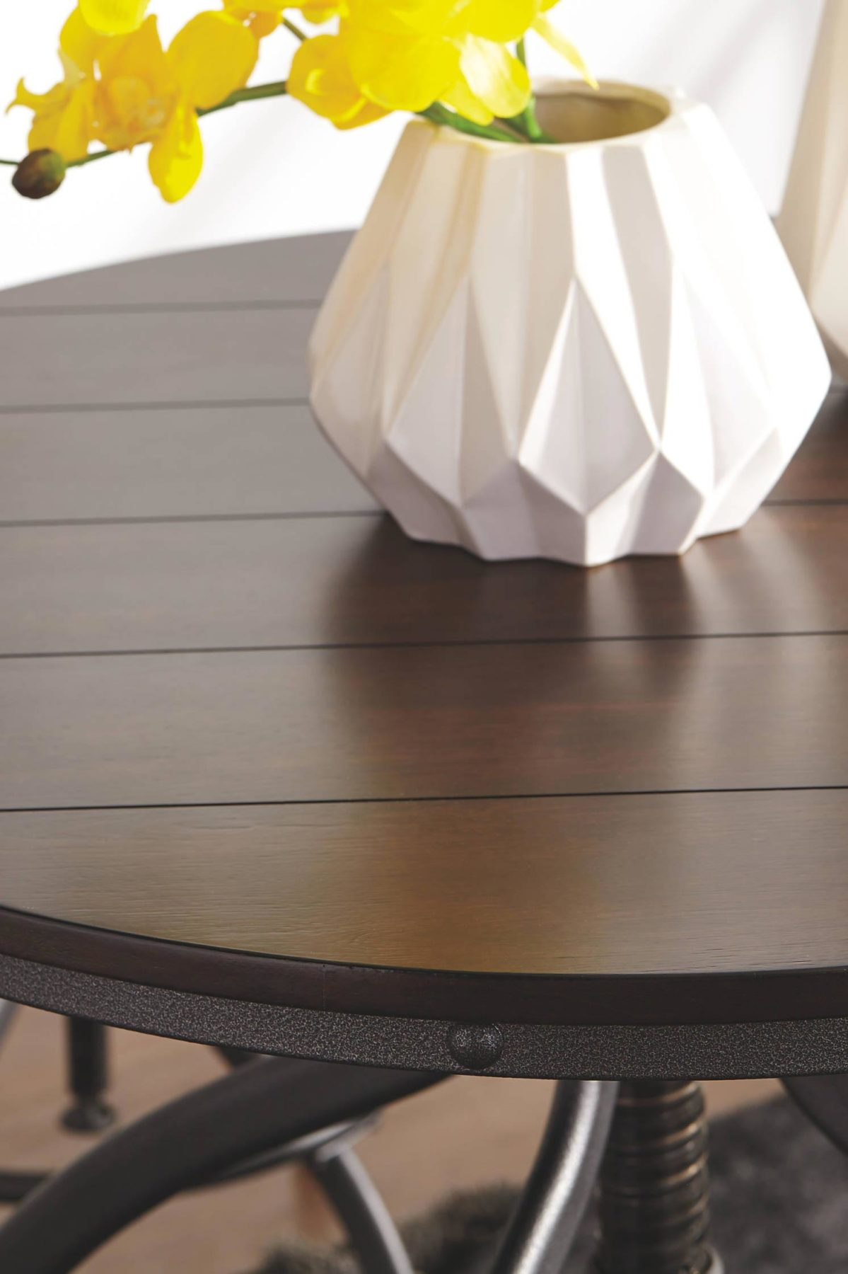Odium 5 Piece Dining Room Set Gonzalez Furniture