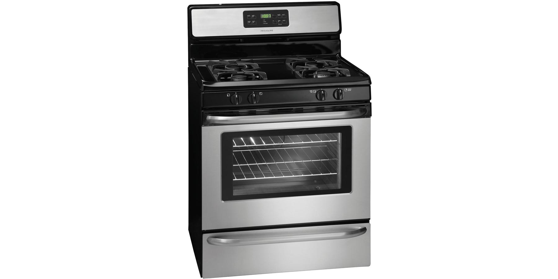 Frigidaire 30 4 Burner Freestanding Self Cleaning Gas