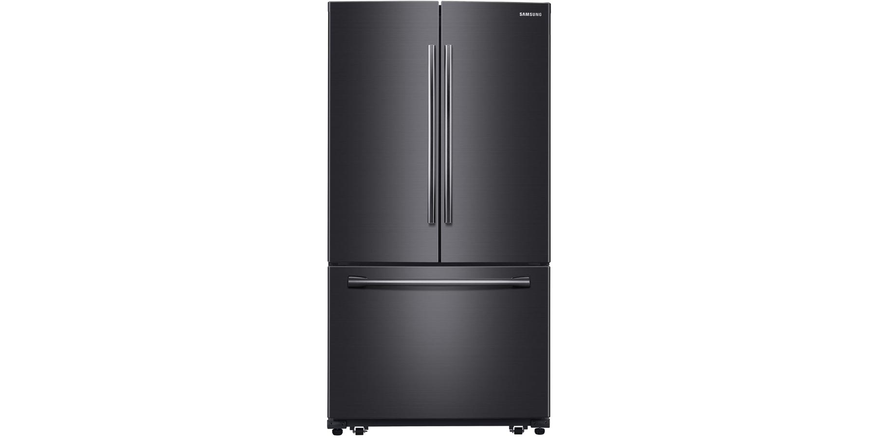 samsung 26 cu ft french door refrigerator with filtered ice maker gonzalez furniture. Black Bedroom Furniture Sets. Home Design Ideas