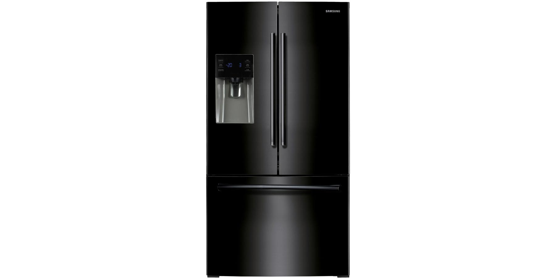 Samsung 26 Cu Ft French Door With External Water Ice Dispenser