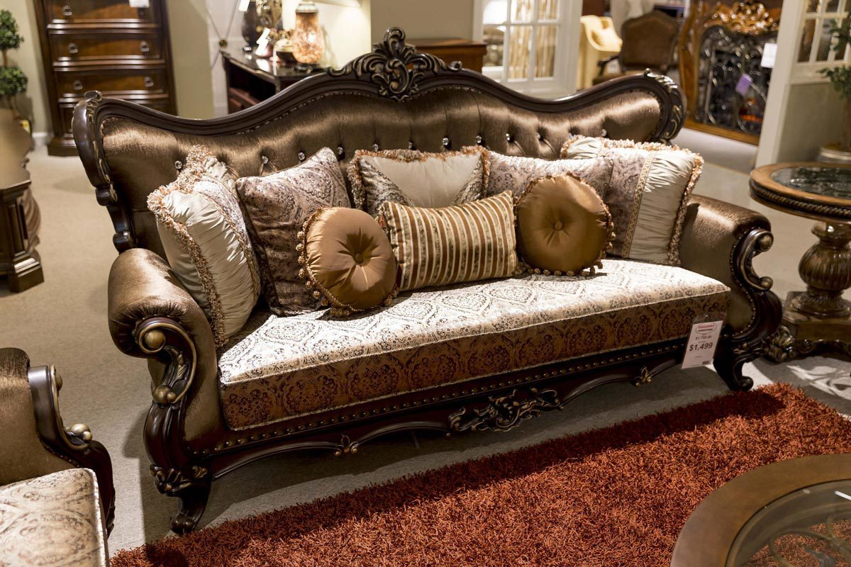 Aroma 3 Piece Livingroom | Gonzalez Furniture
