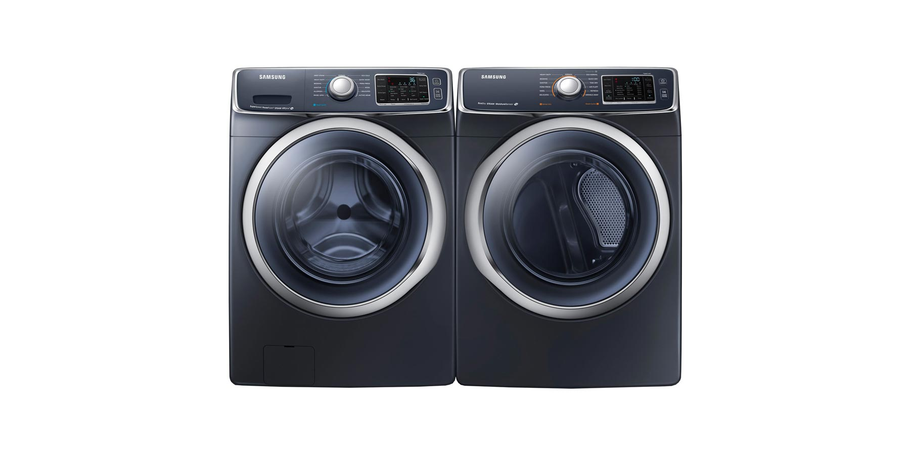 The washing machine Samsung does not squeeze and does not drain the water: what to do 30