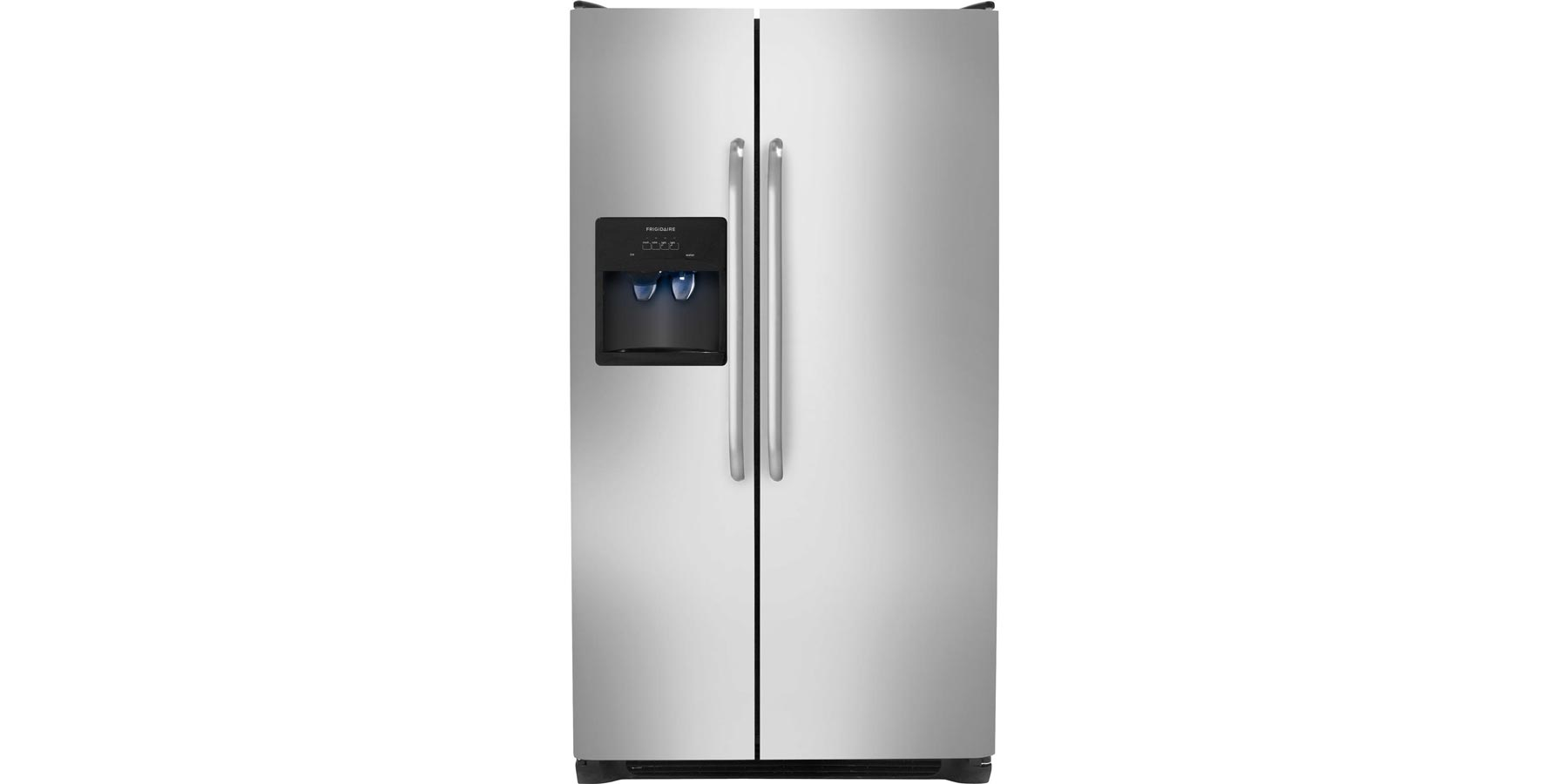 Frigidaire 25 6 Cu Ft Side By Side Refrigerator