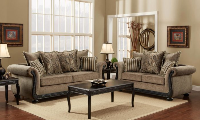 Dream Java 2 Piece Furniture Set