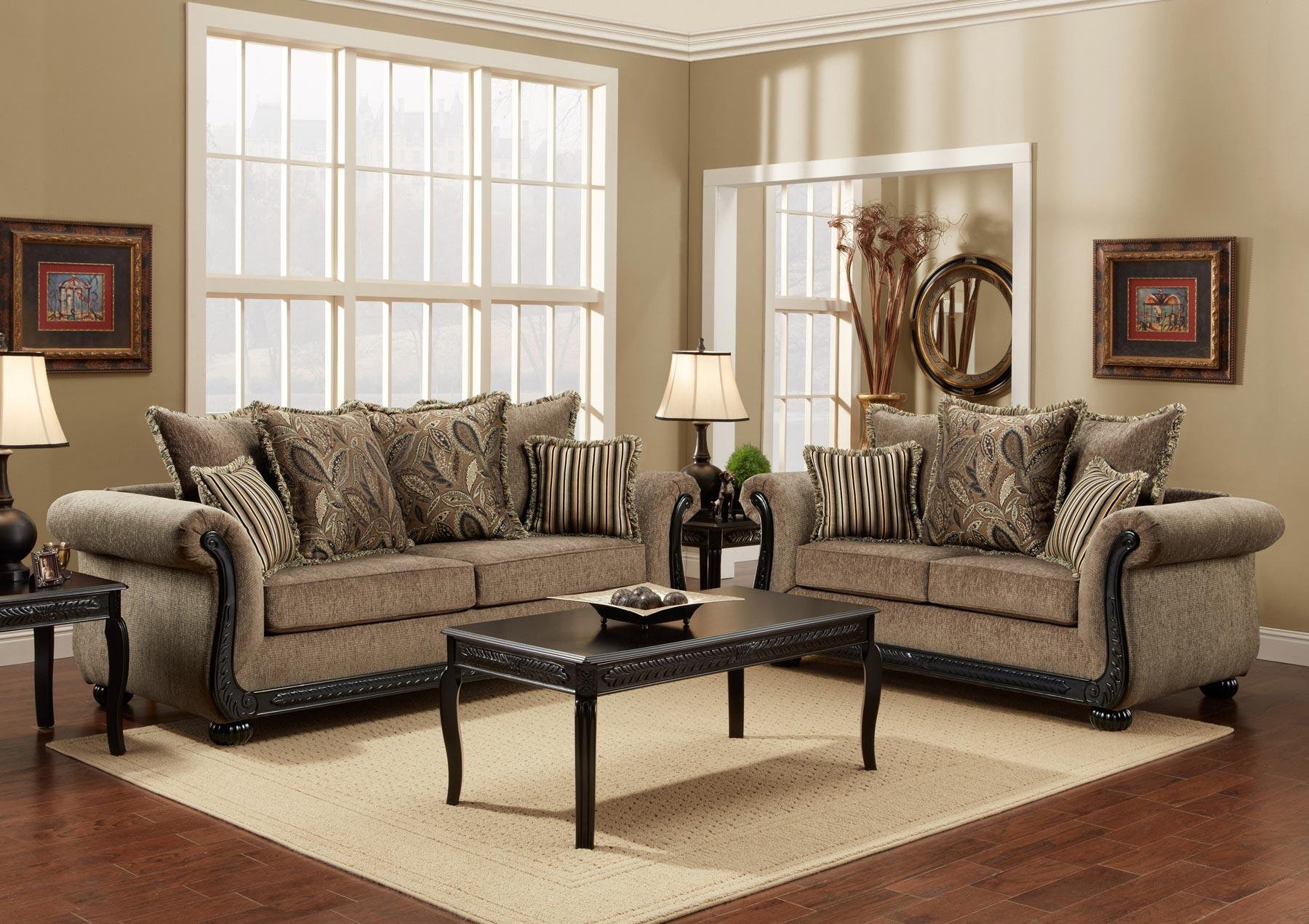 Dream Java 2 Piece Furniture Set