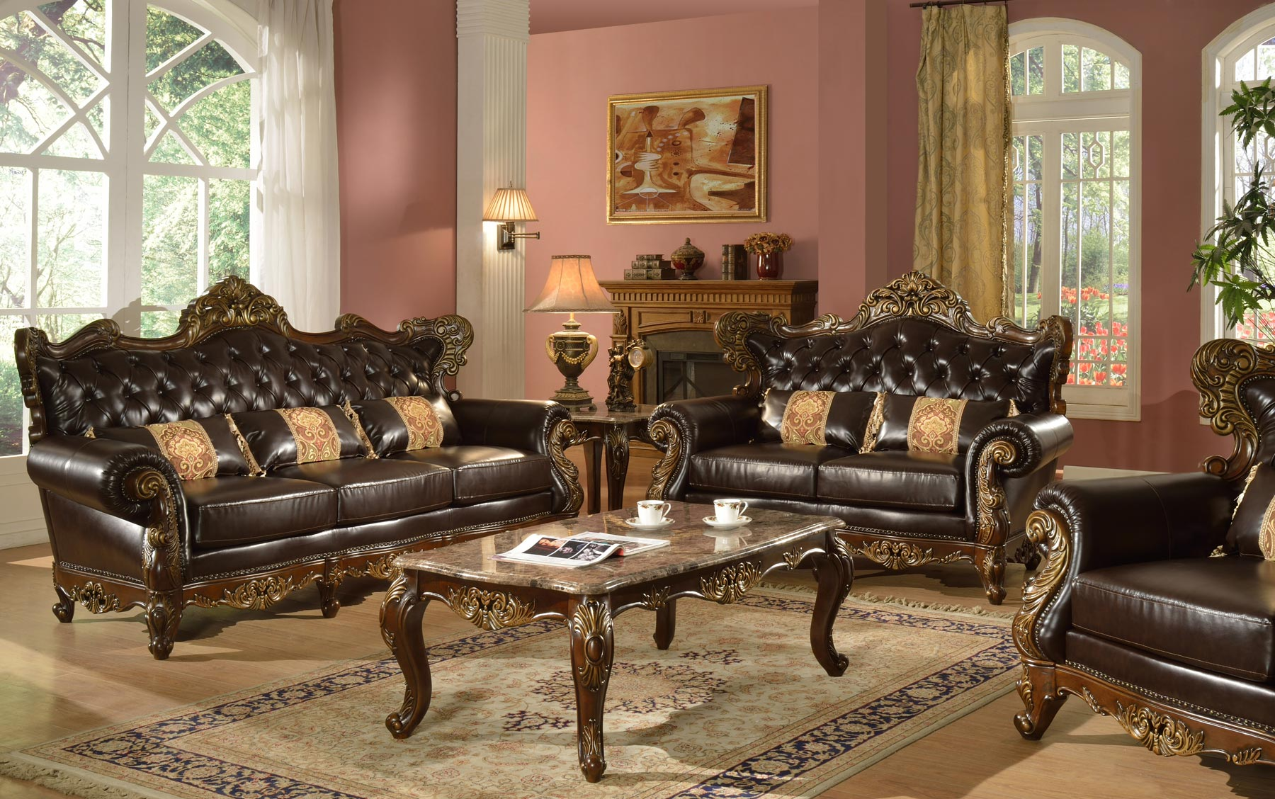 Britney 2 Piece Living Room Set Gonzalez Furniture