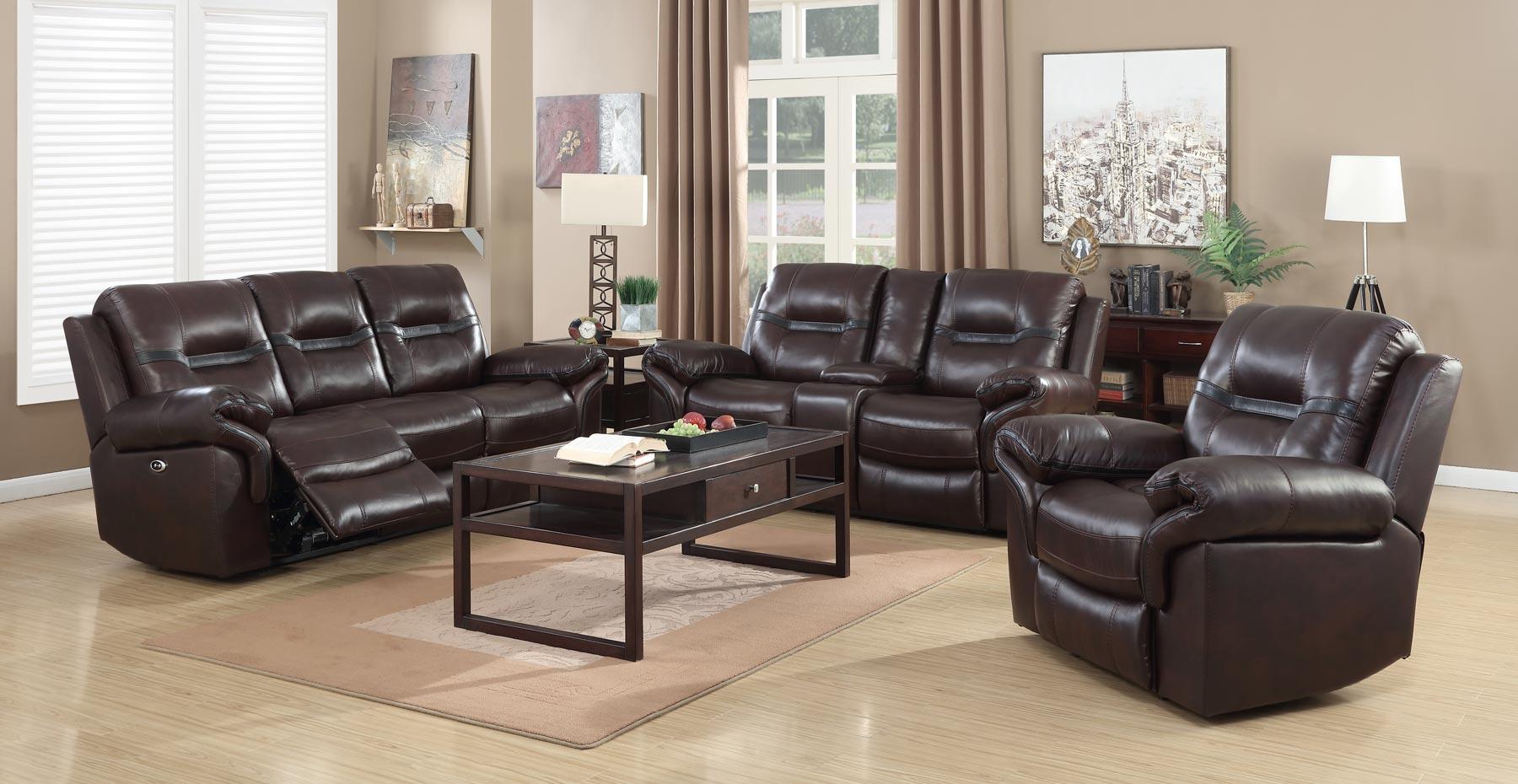 Belfast 3 Piece Living Room Set Gonzalez Furniture