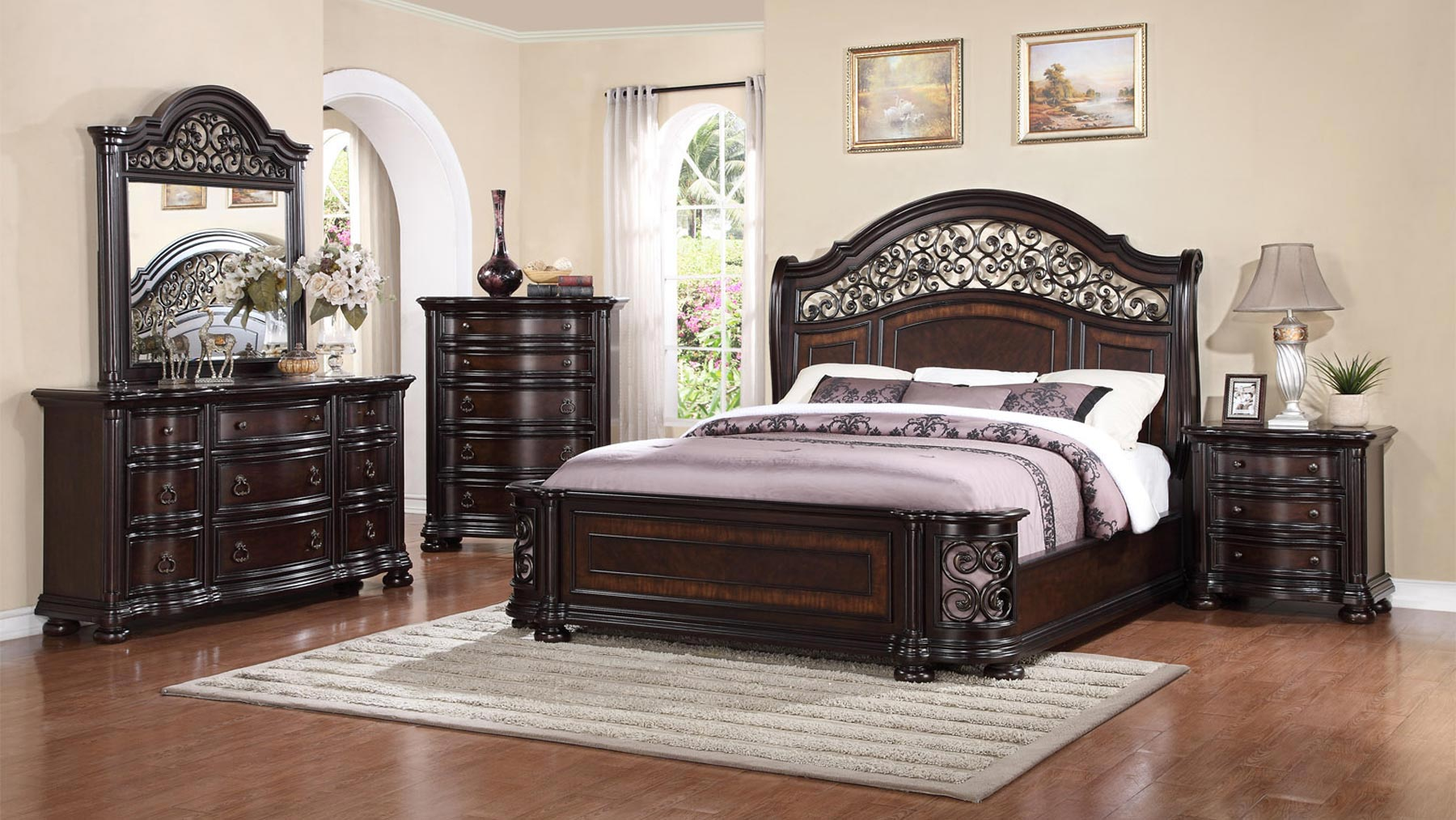 Bedroom  Gonzalez Furniture