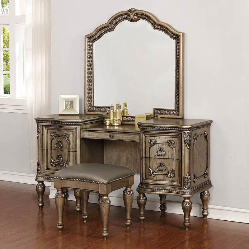 Seville 6 Piece Bedroom Set