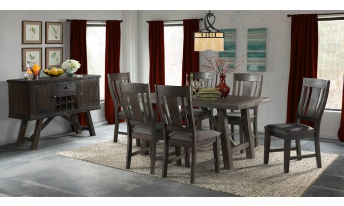 cash dining room 7 piece DCS100D