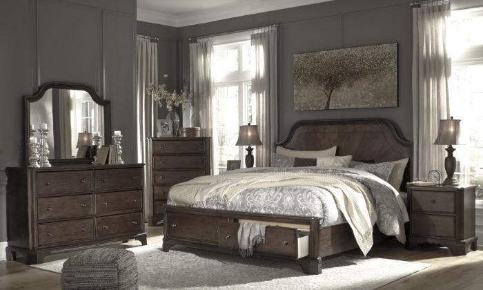 Adinton B517 Ashley Bedroom