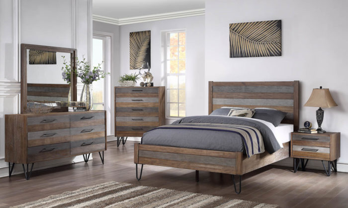 B007 Bedroom Set