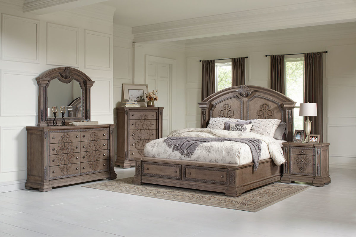B00098Q Storage Bed RS