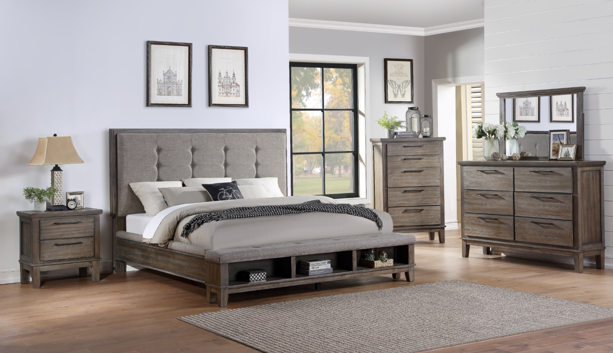 B594 Ashley bedroom set