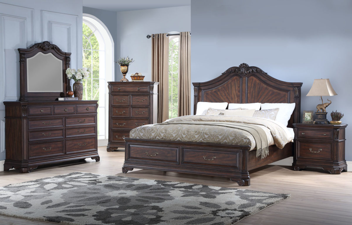 B257 RS stg Bedroom Set