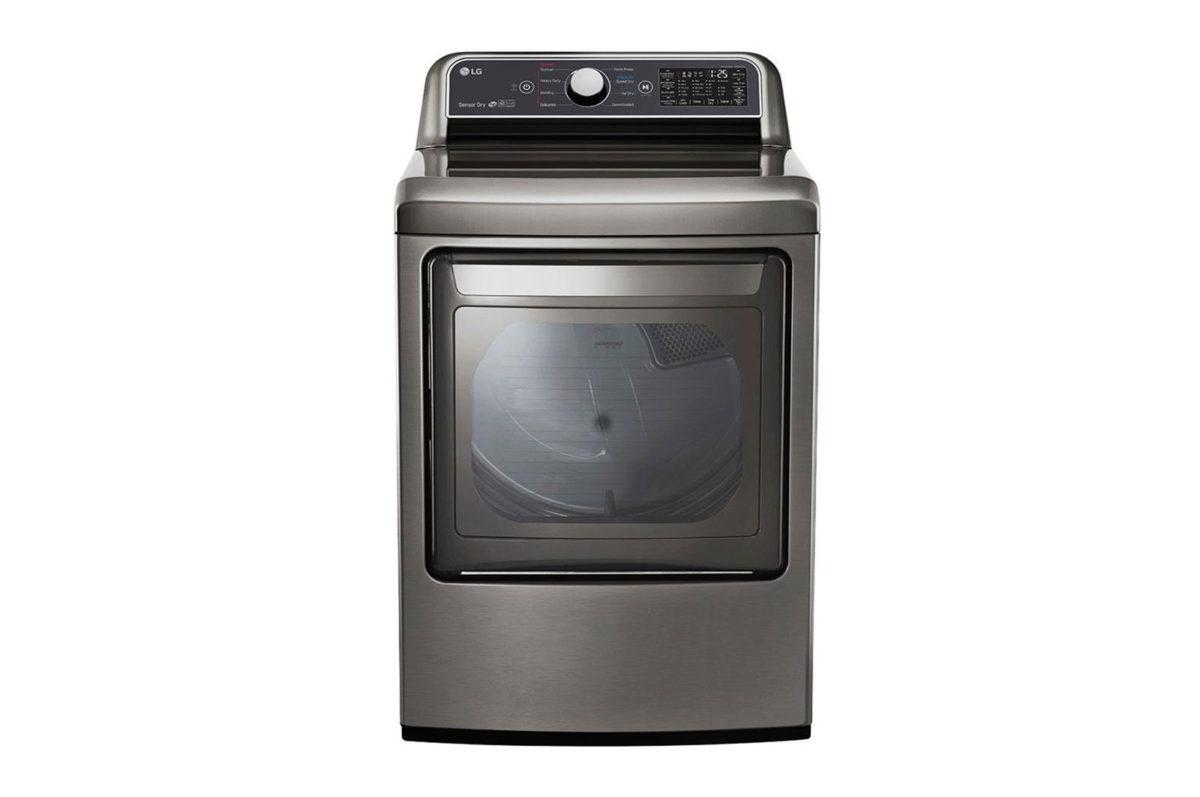 LG dryer DLE7300VE
