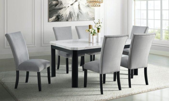 francesca standard height dining table CFC700