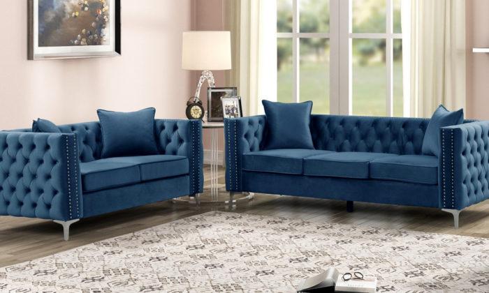 lucia-2-pc-blue-velvet-tufted-sofa-set-by-mcferran-home-furnishings-5